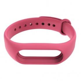 Gelang TPU untuk Xiaomi Mi Band 2 (OEM) - Pink