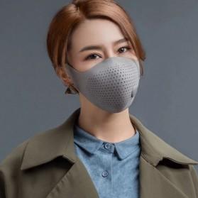 Xiaomi MiJia Airwear Masker Anti Polusi PM2.5 - Black - 3