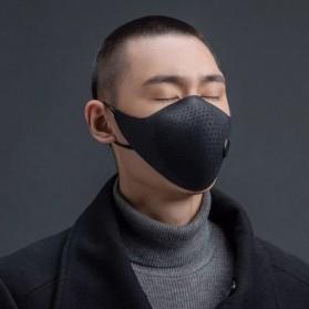 Xiaomi MiJia Airwear Masker Anti Polusi PM2.5 - Black - 4