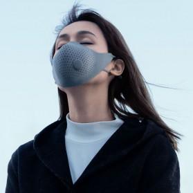 Xiaomi MiJia Airwear Masker Anti Polusi PM2.5 - Black - 5