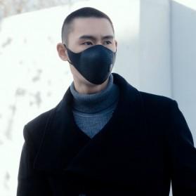 Xiaomi MiJia Airwear Masker Anti Polusi PM2.5 - Black - 6