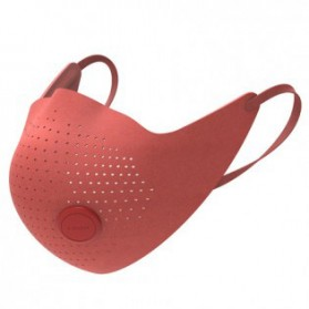Xiaomi MiJia Airwear Masker Anti Polusi PM2.5 - Red