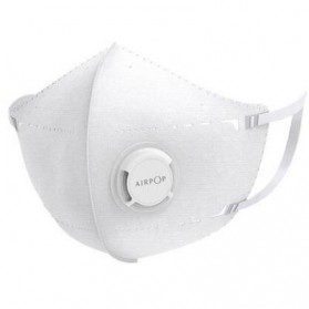 Xiaomi AirPOP Masker Anti Polusi PM2.5 4 PCS - White