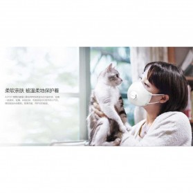 Xiaomi AirPOP Masker Anti Polusi PM2.5 2PCS - White - 3