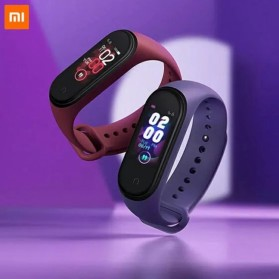 Xiaomi Mi Band 4 Chinese Non NFC Version - Black - 4