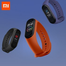 Xiaomi Mi Band 4 Chinese Non NFC Version - Black - 6
