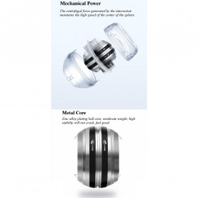 Xiaomi Mijia Yunmai Powerball Gyro Spinner Exercise - YMGB-Z701 - 8
