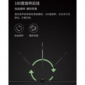 Xiaomi Yeux Bracket Joran Pancing Ikan Adjustable Holder 1.2M - Black - 7