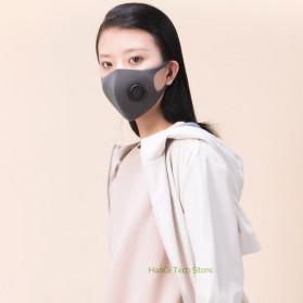 Xiaomi SmartMi Masker Anti Polusi PM2.5 1 PCS Size L - KN95 - Black - 5
