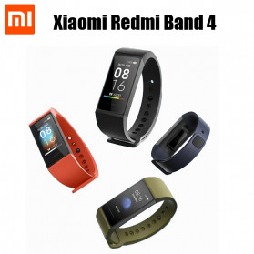 Xiaomi Redmi Band Bluetooth 5.0 Waterproof - HMSH01GE (ORIGINAL) - Black