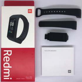 Xiaomi Redmi Band Bluetooth 5.0 Waterproof - HMSH01GE (ORIGINAL) - Black - 7