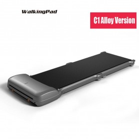 Kingsmith WalkingPad Smart Treadmill Walking Machine Foldable Alloy Version - WPC1F - Dark Gray