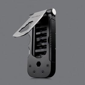 Xiaomi NexTool Set Perlengkapan Reparasi Sepeda Repair Tool Magnetic Sleeve - KT5557 - Black - 4