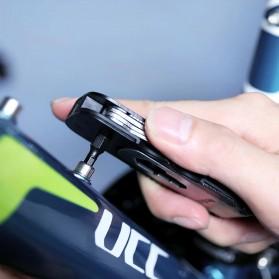 Xiaomi NexTool Set Perlengkapan Reparasi Sepeda Repair Tool Magnetic Sleeve - KT5557 - Black - 6