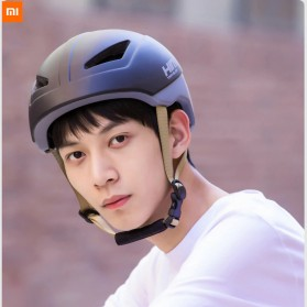 Xiaomi Himo R1 Helm Sepeda Multipurpose Cycling Helmet with Reflective - White - 2