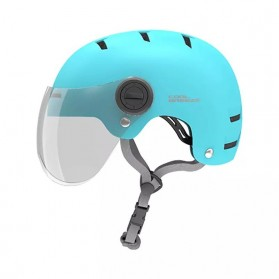Xiaomi Himo K1M Helm Sepeda Breeze Riding Helmet Visor Lens - Gray - 3