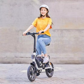 Xiaomi Himo K1M Helm Sepeda Breeze Riding Helmet Visor Lens - Gray - 4