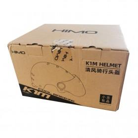 Xiaomi Himo K1M Helm Sepeda Breeze Riding Helmet Visor Lens - Gray - 9