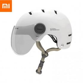 Xiaomi Himo K1M Helm Sepeda Breeze Riding Helmet - White