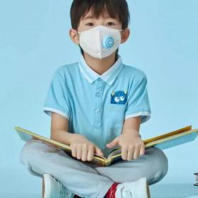 Xiaomi EUE Masker Anak Anti Polusi KN95 PM2.5 5 PCS - UE-2020 - White - 2