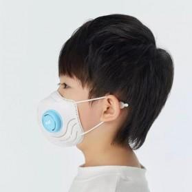 Xiaomi EUE Masker Anak Anti Polusi KN95 PM2.5 5 PCS - UE-2020 - White - 3
