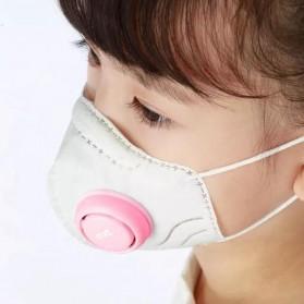 Xiaomi EUE Masker Anak Anti Polusi KN95 PM2.5 5 PCS - UE-2020 - White - 4