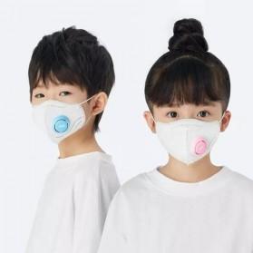 Xiaomi EUE Masker Anak Anti Polusi KN95 PM2.5 5 PCS - UE-2020 - White - 5