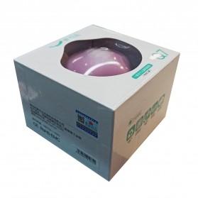 Xiaomi Masker Udara Electric Mask Respirator HEPA Filter USB Rechargeable - Q7 - Pink - 12