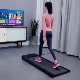 Urevo U1 WalkingPad Ultra Thin Smart LED Treadmill Walking Machine - Black - 4