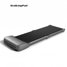 Kingsmith WalkingPad Smart Treadmill Walking Machine Foldable With Handrail - WPC1SF - Dark Gray