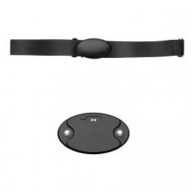 Spovan Chest Strap Belt Heart Rate Monitor Sabuk Tali Dada ECG Sensor - HR03 - Black - 5