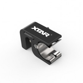 Xtar Clip Helm Senter LED - Black