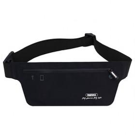 Remax Tas Pinggang Olahraga - YD-03 - Black