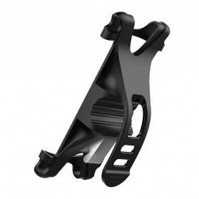 Baseus Smartphone Holder Sepeda/Motor - SUMIR-BY01 - Black - 3
