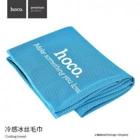 Hoco Handuk Dingin Olahraga - Blue - 2