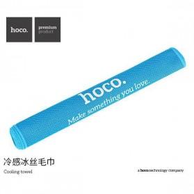 Hoco Handuk Dingin Olahraga - Blue - 3