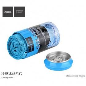 Hoco Handuk Dingin Olahraga - Blue - 7