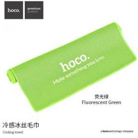 Hoco Handuk Dingin Olahraga - Green