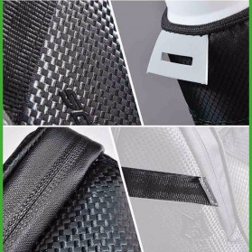Rockbros Tas Sepeda Microfiber Waterproof dengan Holder Botol Minum - C7-1 - Black - 7