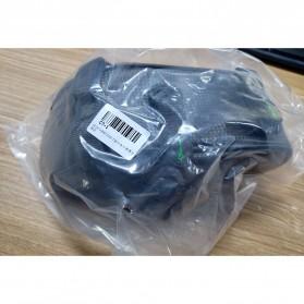 Rockbros Tas Sepeda Microfiber Waterproof dengan Holder Botol Minum - C7-1 - Black - 9