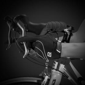 Rockbros Sarung Tangan Spider Full Finger Sepeda Fitness Size M - S109 - Black - 6