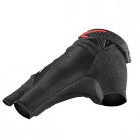 Rockbros Sarung Tangan Sepeda Half Finger Shock Absorber Size XL - S143 - Black - 3