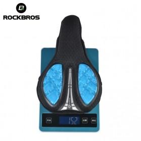Rockbros Cover Jok Sadel Sepeda Liquid Silicone Gel - LF1034 - Blue - 3