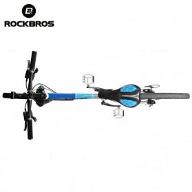 Rockbros Cover Jok Sadel Sepeda Liquid Silicone Gel - LF1034 - Blue - 4