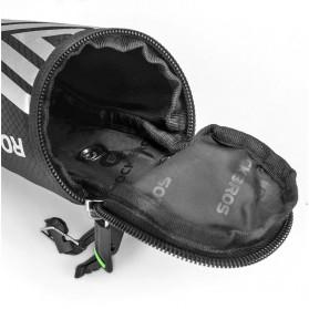 Rockbros Tas Sepeda Mini Bicycle Saddle Rear Bag - C28 - Black - 5
