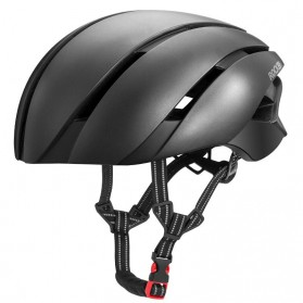 ROCKBROS Helm Sepeda Cycling Bike Helmet - LK-1 - Black