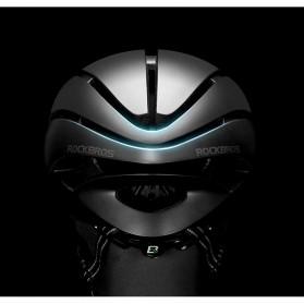 ROCKBROS Helm Sepeda Cycling Bike Helmet - LK-1 - Black - 9