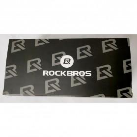 ROCKBROS Kacamata Sepeda Olahraga Lensa Photochromic Full Frame 10161 - Black/Red - 11