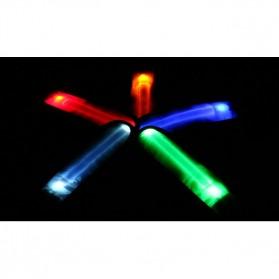 LED Warning Strap Arm Band - Green - 6
