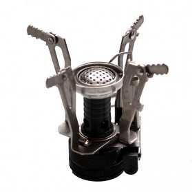 Backpacking Canister Camping Stove / Kompor Gas Portable - Y630 - 7